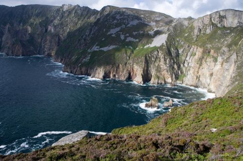 Slieve League Cliffs Co Donegal
