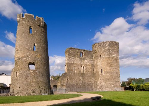 Ferns Castle Co Wexford