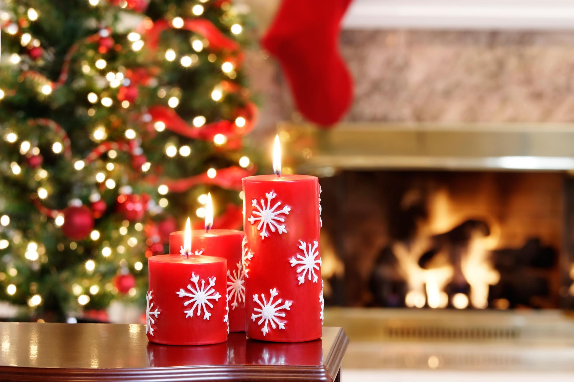 christmascandles